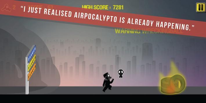 AirPocalypto: The City of Smog apk screenshot