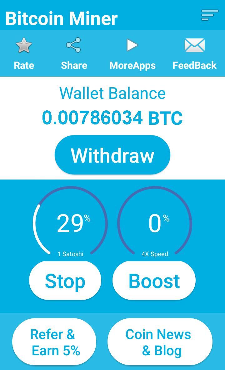 miner bitcoin gratuit