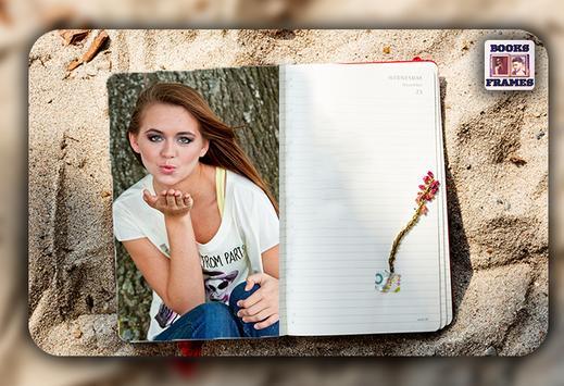 Book Photo Frame - Photo Editor screenshot 2
