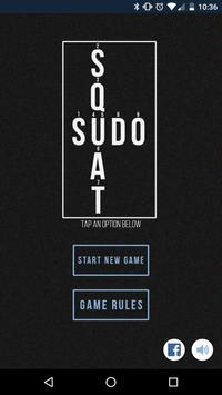 SudoSquat poster