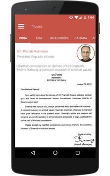 HH Pramukh Swami Maharaj screenshot 7