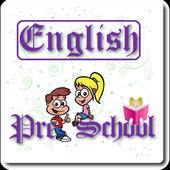 Preschool Kids learner-English icon