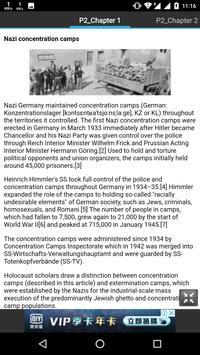Nazi Concentration Camp History apk screenshot