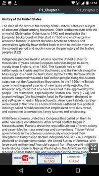 History of United States - US screenshot 2