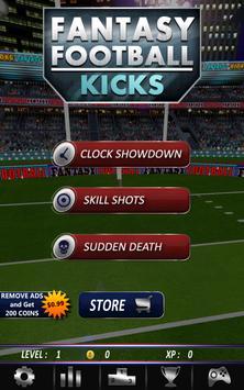 Fantasy Football Kicks apk screenshot