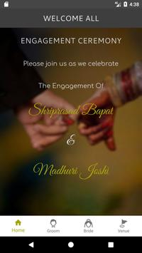Shriprasad Weds Madhuri apk screenshot