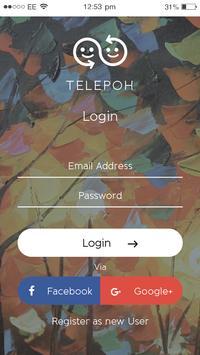 telepoh beta apk screenshot