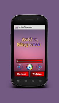 Action Ringtones poster
