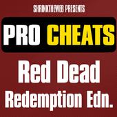 Pro Cheats Red Dead Redem. Edn icon