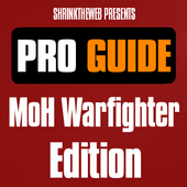 Pro Guide - MoH Warfighter Edn icon