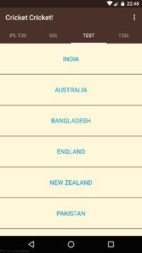 Cricket Buff apk screenshot