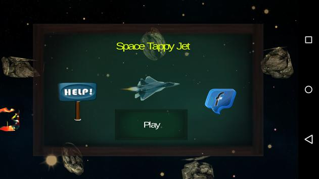 Space Tappy Jet poster