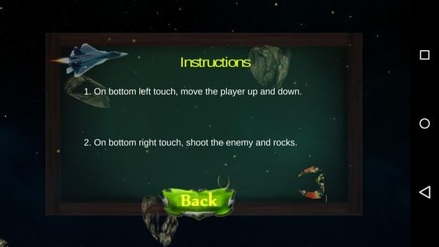 Space Tappy Jet screenshot 1