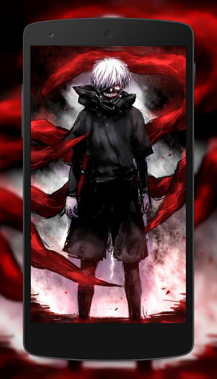 Tokyo Ghoul Wallpapers 4k Hd For Android Apk Download
