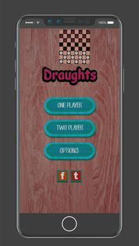 Draughts 2018 poster