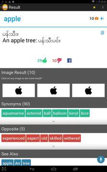 Shwebook Dictionary Pro screenshot 10