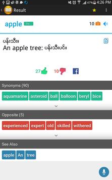 Shwebook Dictionary Pro screenshot 18