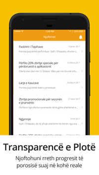 Shtepiaku - Porosit Online screenshot 3