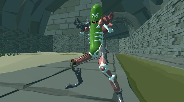 Pickle Trickle screenshot 1