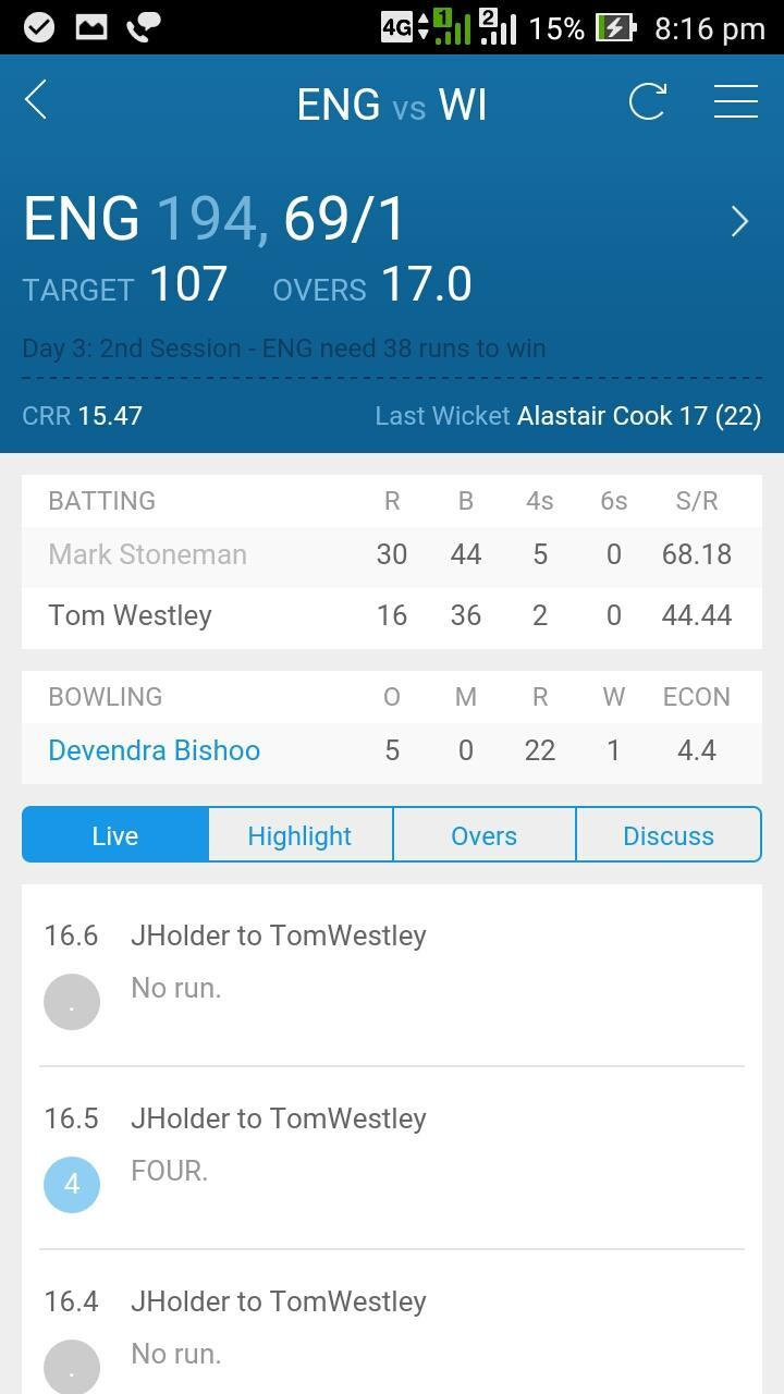UC Cricket - Live cricket Score for Android - APK Download
