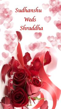 Sudhanshu Wedding poster