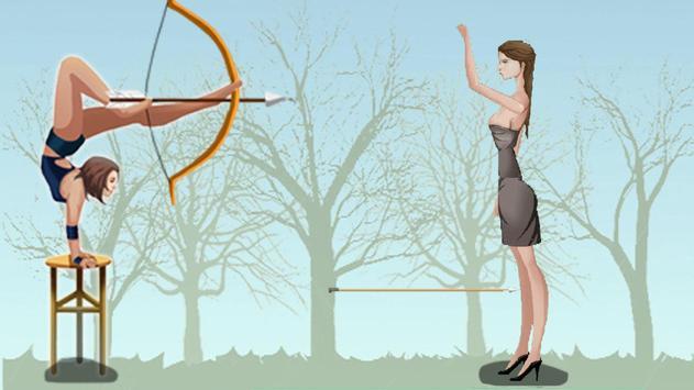 Girl Apple Shooter poster