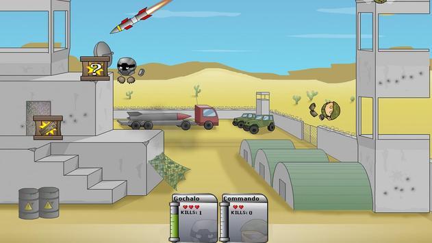 Mayhem Gun Crazy 3 screenshot 2