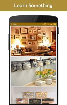 DIY Hanging Idea Home Craft Project Design Gallery apk screenshot