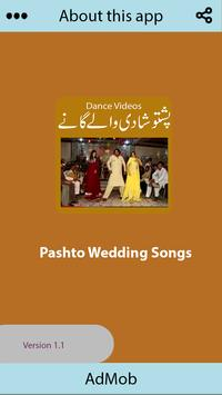 Pashto Wedding Songs and Dance apk screenshot
