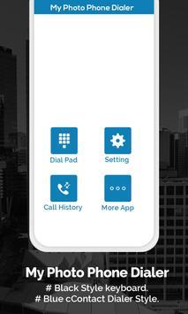 My Photo Phone Dialer screenshot 1