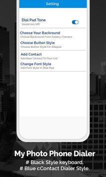 My Photo Phone Dialer screenshot 6