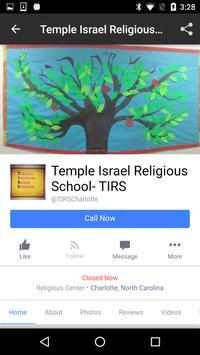 Temple Israel NC apk screenshot