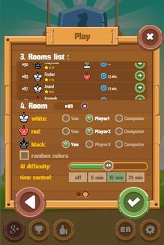 3/2 Chess: Three Players Chess screenshot 11