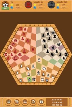 3/2 Chess: Three Players Chess screenshot 2