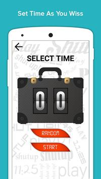 Shut Up - Sound Button screenshot 1