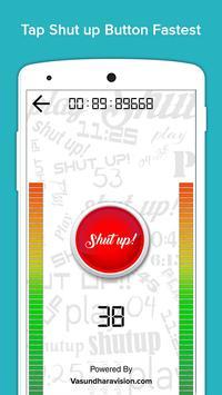 Shut Up - Sound Button screenshot 2
