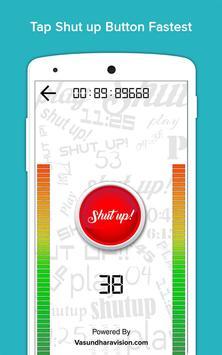 Shut Up - Sound Button screenshot 5