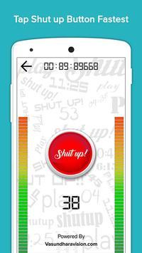 Shut Up - Sound Button screenshot 8