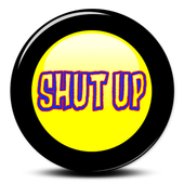 Shut Up Button icon