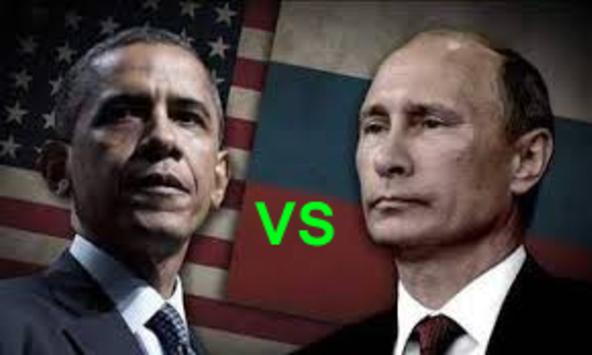 Obama Vs Putin screenshot 1