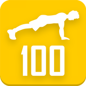 100 Pushups icon