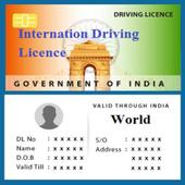 International DL India How to get icon