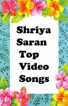 Shriya Saran Top Songs apk screenshot