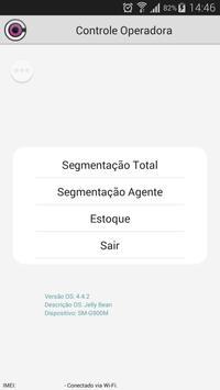 Controle Operadora apk screenshot
