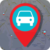 Free Car Locator icon