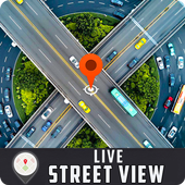 GPS Route Finder- Maps & Navigation With Live View icon