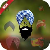 Punjabi Turbans Photo Editor icon