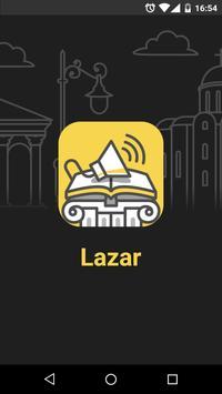 Lazar poster