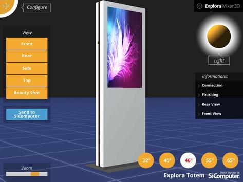 Explora Mixer 3d apk screenshot
