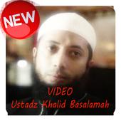 Kumpulan Ceramah Khalid Basalamah New icon